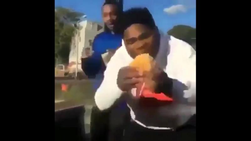 It's a real big mac nigga