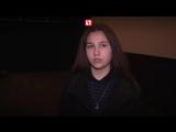 Луганск, 10 марта, 2017 . Бойцы батальона Спарта привезли фильм о Мотороле в Луганск