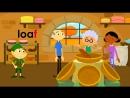Cartoons for Children😃Irregular Plural Nouns for Kids First Grade. Education Vi
