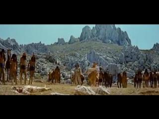 Виннету - сын Инчу-Чуна (ФРГ - Югославия, 1963) вестерн из серии про Виннету, со