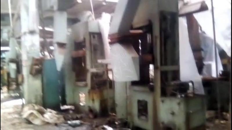 Заброшенный завод ЗИФ( трейлер)