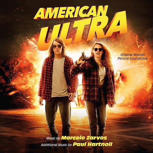 Marcelo Zarvos альбом American Ultra (Original Motion Picture Soundtrack)