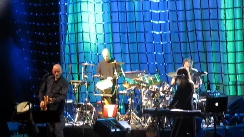 Dead Can Dance - Lamma Bada (live in Los Angeles at the Gibson Amphitheater) 8_14_2012