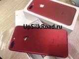 Первые отправки iPhone 7/7+ в красном цвете