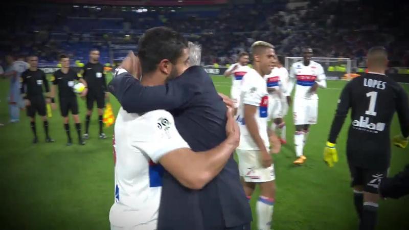 Captain fantastic ! Nabil Fekir inspires Lyon to victory _ Week 9 _ Ligue 1
