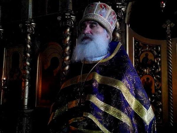 Проповедь настоятеля Св Никольского хр п Ракитное прот Николая Германского в нед 5Великого Поста