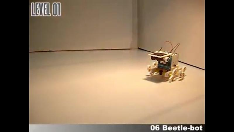 🔥Конструктор работающий от солнца☀ - Солнечный робот 14 в 1 😀
