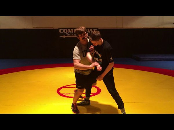 Matt Lindland Andy Bisek Technique Series: Using the 2-on-1 for Greco-Roman