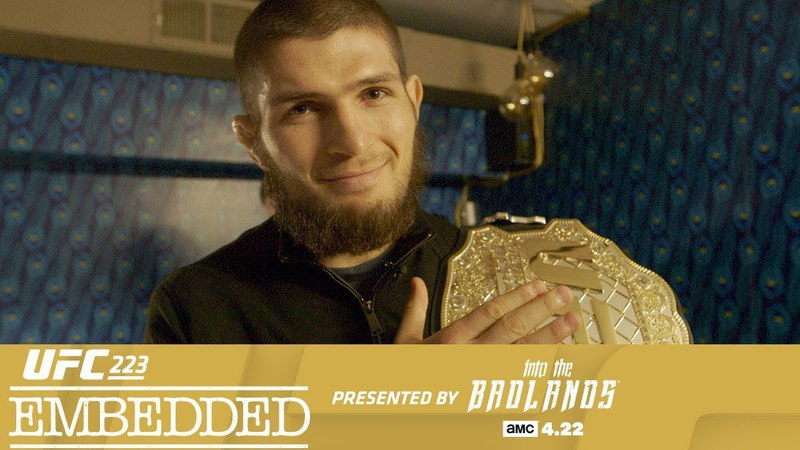 UFC 223 Embedded: Vlog Series - Episode 4 - Fightwear.ru