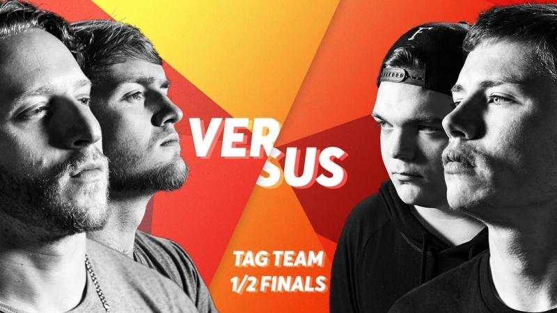 K-PoM vs KOTCHA _ Grand Beatbox TAG TEAM Battle 2018 _ SEMI FINAL