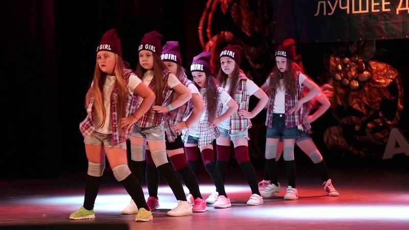 Сорванцы by Диана Подтиканова Kids Fest All Stars Dance Centre 2018