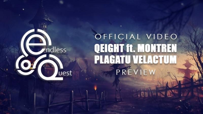 Qeight feat. Montren - Plagatu Velactum |Official Video| |Preview|