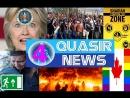 Pulverfass Europa, FISA, Syrien, Nazivokabular, Rechte in Frankfurt, Nazi-Jäger-TV