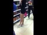 Задрал юбку шкуре