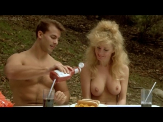 Бекки ЛеБо (Becky LeBeau), Анна Ким (Anna Kim) и другие голые - Академия ниндзя (Ninja Academy, 1988)