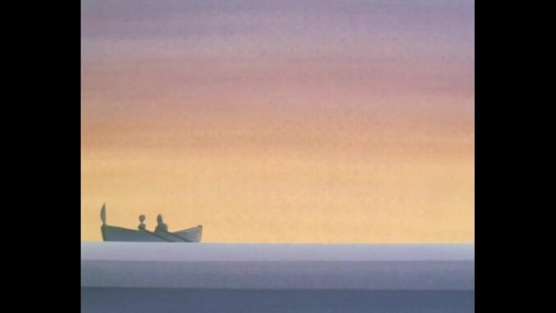 1978 - Jean-Francois Laguionie - La traversee de l Atlantique a la rame/На веслах через океан