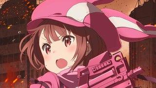 Sword Art Online Alternative: Gun Gale Online OP/Opening Theme - Ryuusei / Eir Aoi [TV Size]