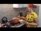 Как приготовить полезный и вкусный борщ.