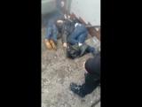 Видео, сделанное сразу после наезда автобуса на пешеходов в Москве