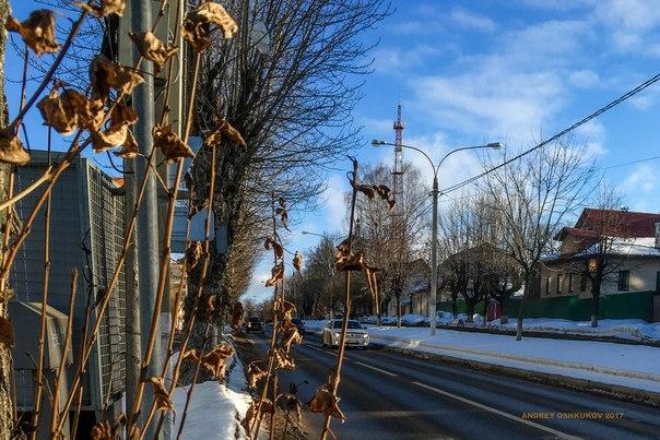 Доброе утро,Дмитров! Автор Андрей Ошкуков