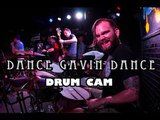 Dance Gavin Dance We Own The Night Drum Cam (LIVE)