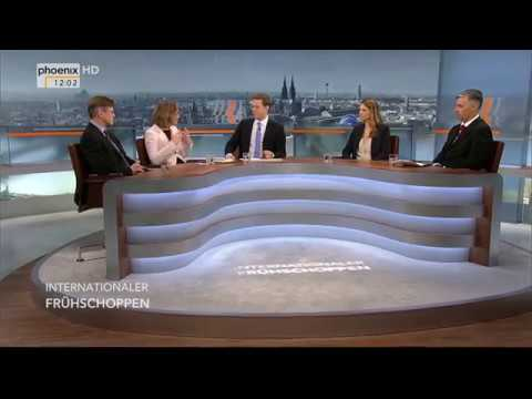 Die verfolgte Religion – Antisemitismus in Europa - Internationaler Frühschoppen am 11.02.18