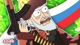 ЕСЛИ БЫ РИКА И МОРТИ СОЗДАВАЛИ В РОССИИ