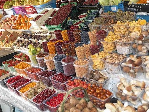 5 полезных и дешёвых московских рынков    1. Рынок антиквариата в Изма