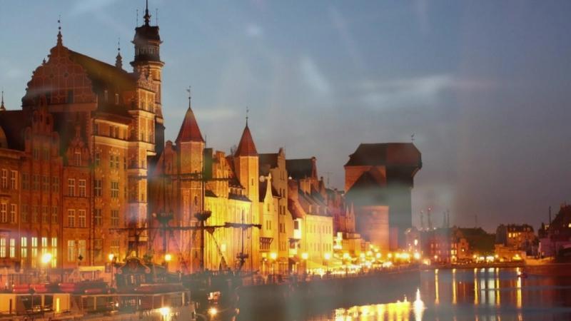 Wycieczka po Gdańsku | VVR Skrendo Daniił