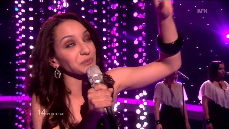 HD Filipa Azevedo - Há Dias Assim (Portugal) - Eurovision 2010