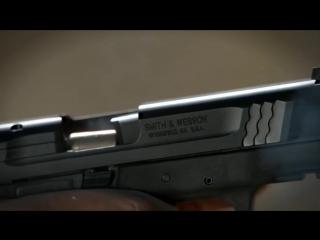 Слоу-мо клип с крутыми пушками (6 sec)