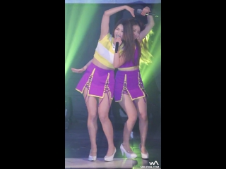 161122 Brave Girls - High Heels (Hayun) @ KFM Radio Show (Cheorwon)