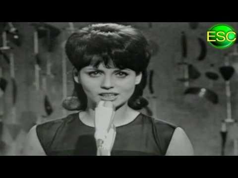 ESC 1966 01 - Germany - Margot Eskens - Die Zeiger Der Uhr