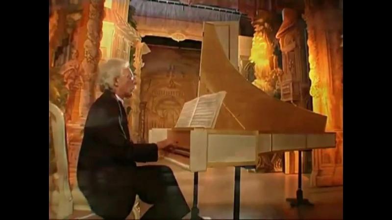 1080 (3) J. S. Bach - Die kunst der fuge, BWV 1080 3. Contrapunctus 3 - Kyrie Eleison - Peter Ella, harpsichord