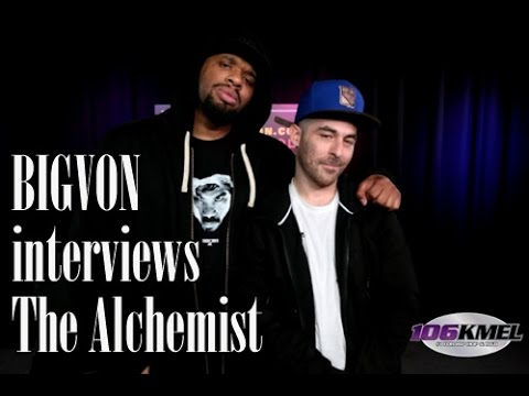 Alchemist talks about the art of sampling and having unfinied business with Nas