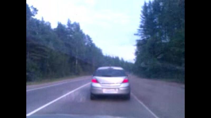 Долгая дорога домой из-за пробки (лет 6 назад)