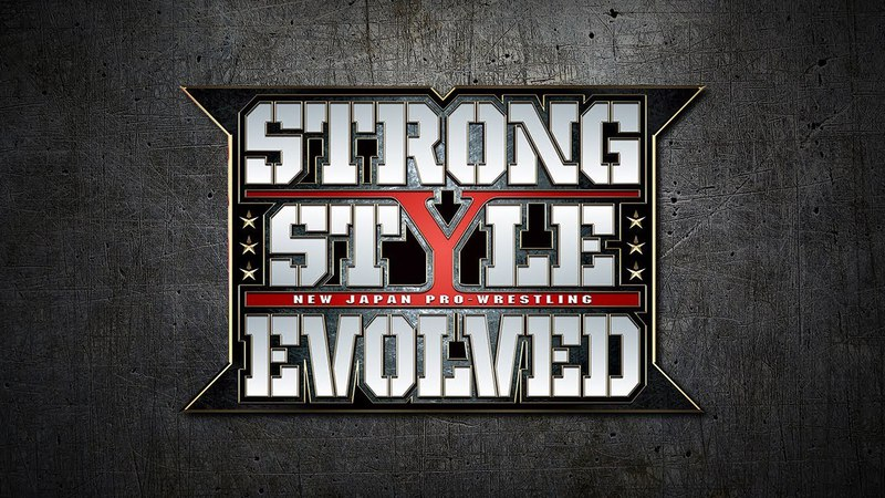NJPW Strong Style Evolved: IWGP US HEAVYWEIGHT CHAMPIONSHIP Adam Page vs Jay White Highlights
