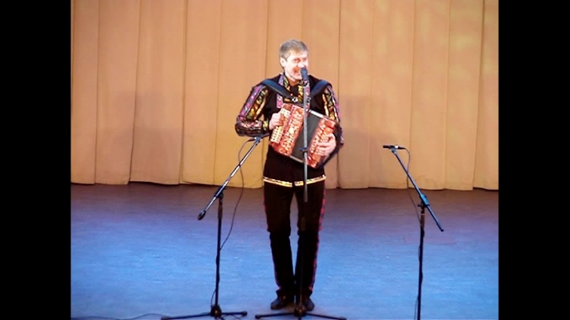 Игорь Шипков в ДК Атлант. СПб. 2018