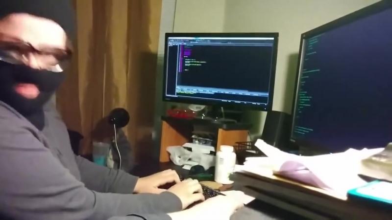 Твое лицо, когда дудосишь IGM (720p)DDOS IGM