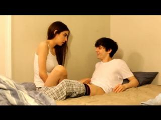 Chloe night – perverted older brother seduces sister [720]