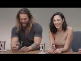 Watch the Justice League Super Heroes React to their Mattel Action Figures