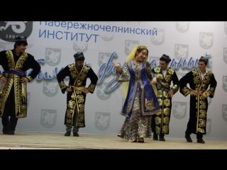 Таджиксий танец