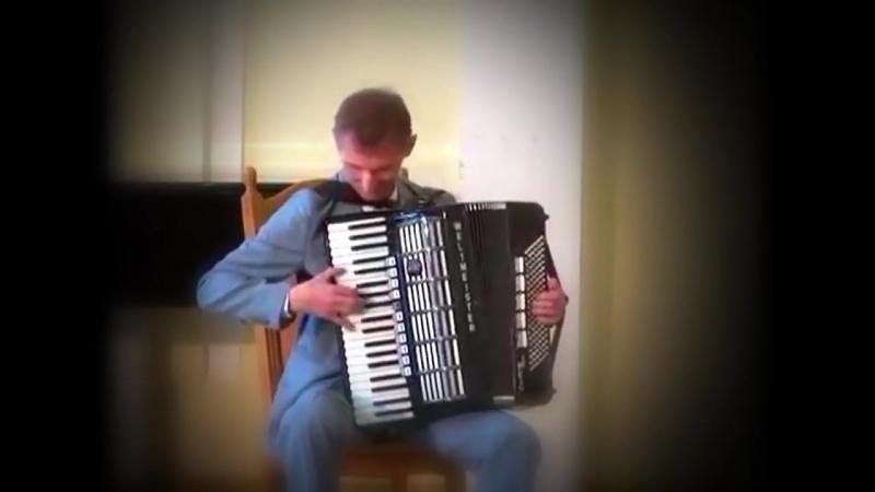Цыганочка!╰❥ Великолепное исполнение на аккордеоне!╰❥Gypsy girl! Great performan