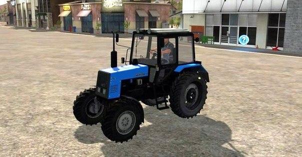 Трактор MTZ-1021 Beta