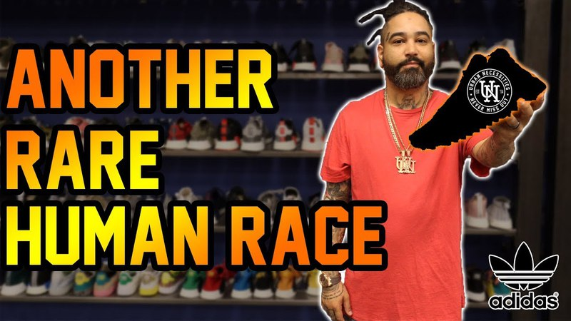 REVIEWING 2 UNRELEASED HUMAN RACE SAMPLES (UPDATES ON OUR NEW STORE!)