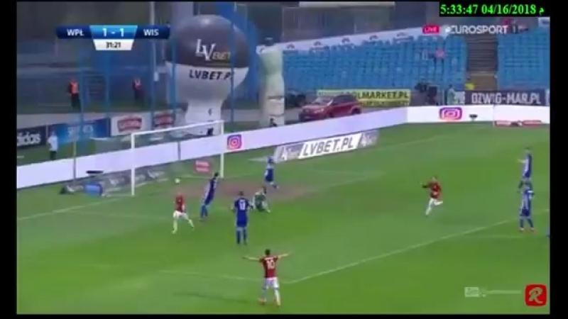 Wisla Plock vs Wisla Krakow 2-2