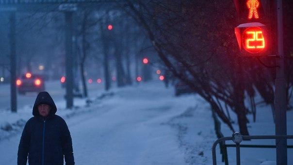 Снег, гололедица и сильный ветер до 17 метров в секунду ожидаются на т