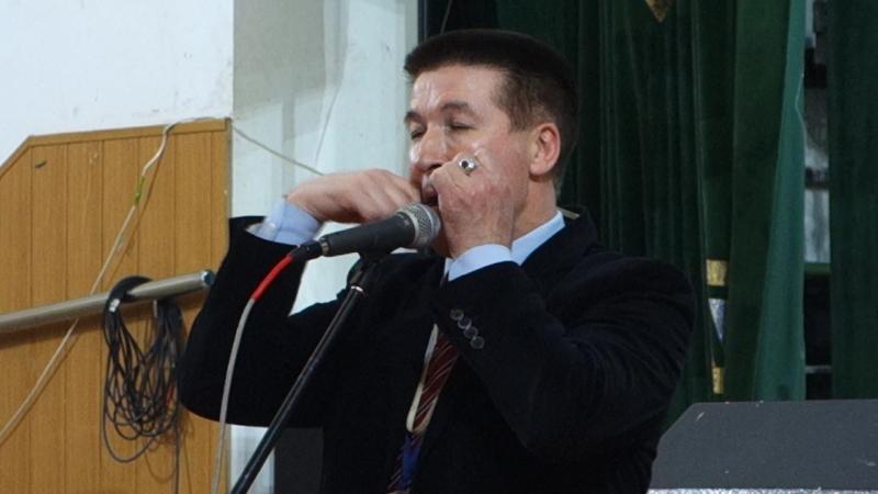 Кубызист виртуоз мира Миндигафур Зайнетдинов Немного семинара 2017г