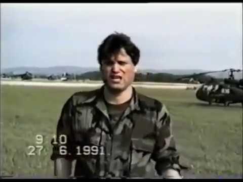 ISPLIVAO snimak STROGO ČUVANE arhive Miroslava Lazanskog iz 1991! Evo KAKO i ZAŠTO se raspala SFRJ!