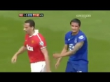 Rio Ferdinand Picks Up Tim Cahill With One Hand